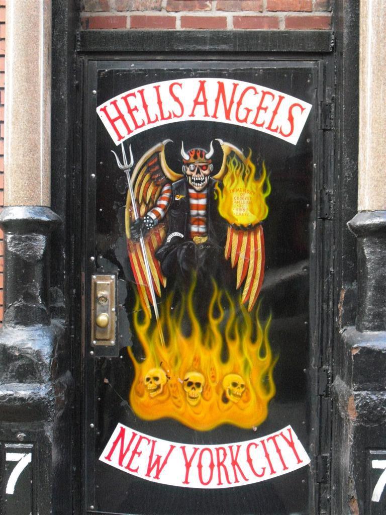 Hells Angels NYC