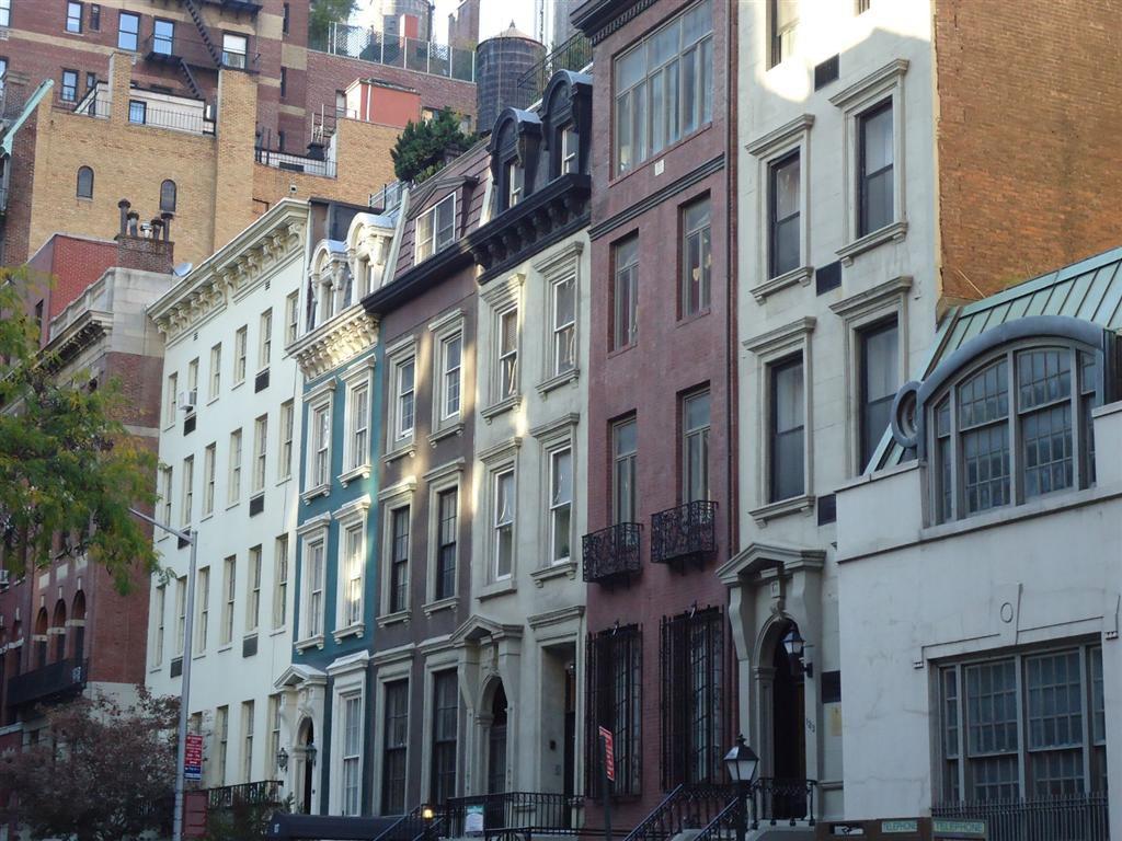 NYC huizen