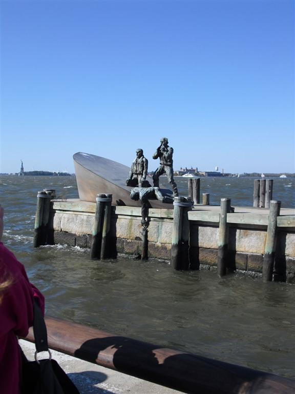 Standbeeld NYC