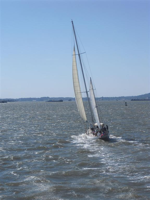 Zeilboot NYC