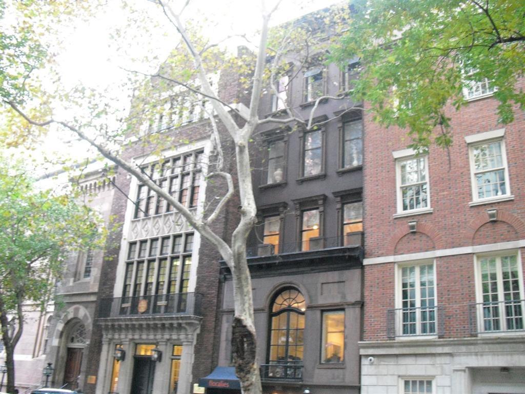 De gebouwen van NYC