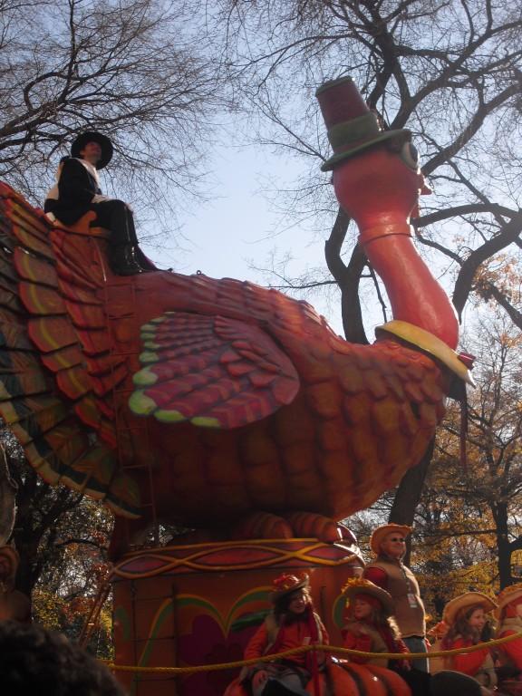Turkey Thanksgiving Parade
