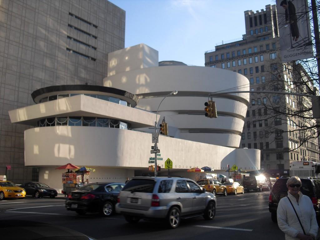 Het Guggenheim NYC