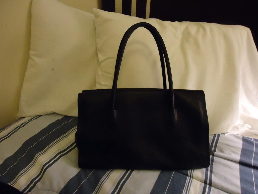 Mijn nieuwe tas