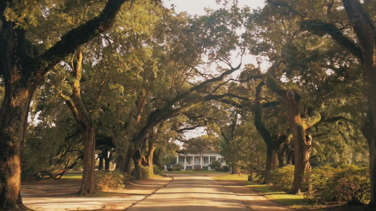 Mansion Hart of Dixie
