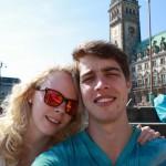 Me and Bennie in Hamburg