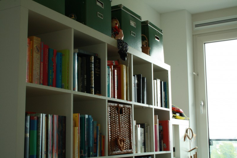 EXPEDIT in studeerkamer
