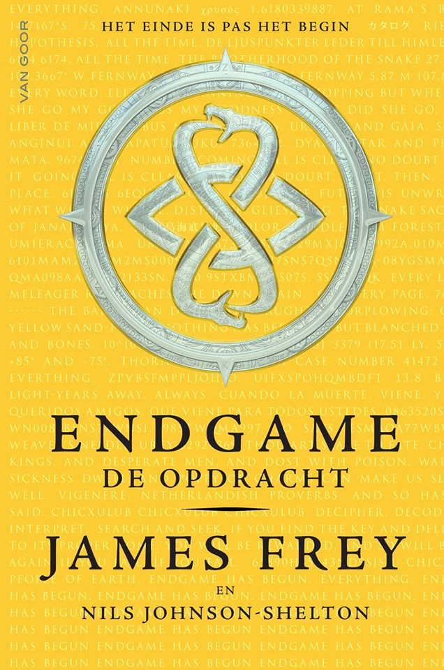 Endgame: het concept