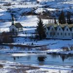 IJsland Winter