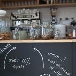 De keuken detail
