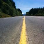 road in america