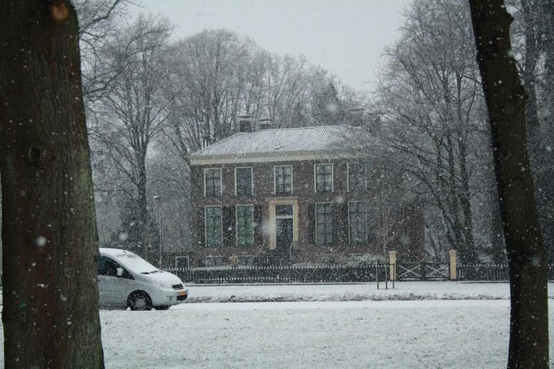 I Love Winter. Huize Voormeer