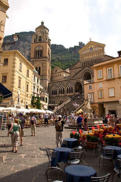 Amalfi Town Square