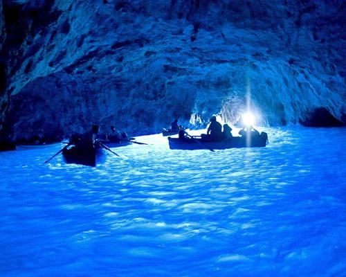 Blauwe Grot Capri