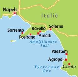 Kaartje Amalfikust