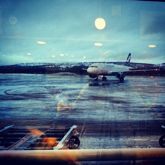 Lapland terugreis