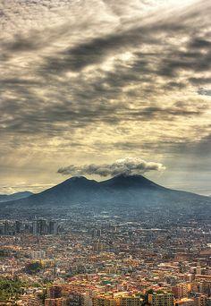 Vesuvius Vulkaan