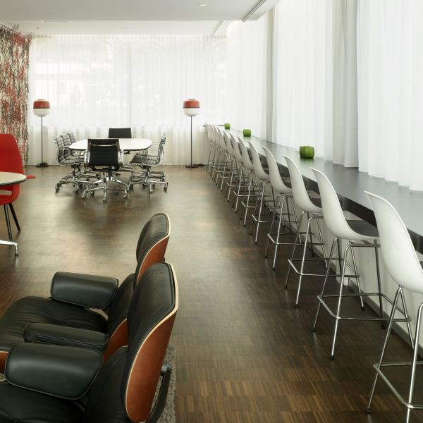 CitizenM Hotel Amsterdam Conference room