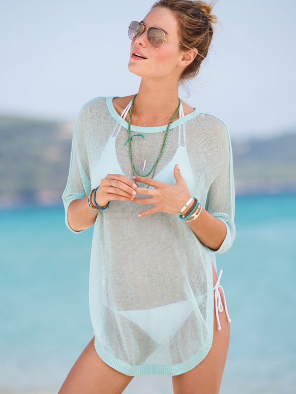 VS High-Low cover-up