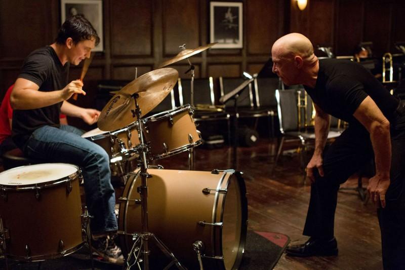 Whiplash Andrew en Fletcher