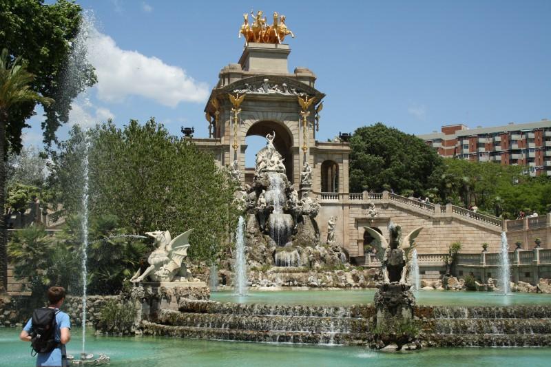 Fontein Gaudi