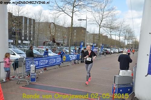Ronde van Oranjewoud Finish