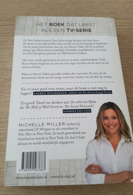De Deal van Michelle Miller