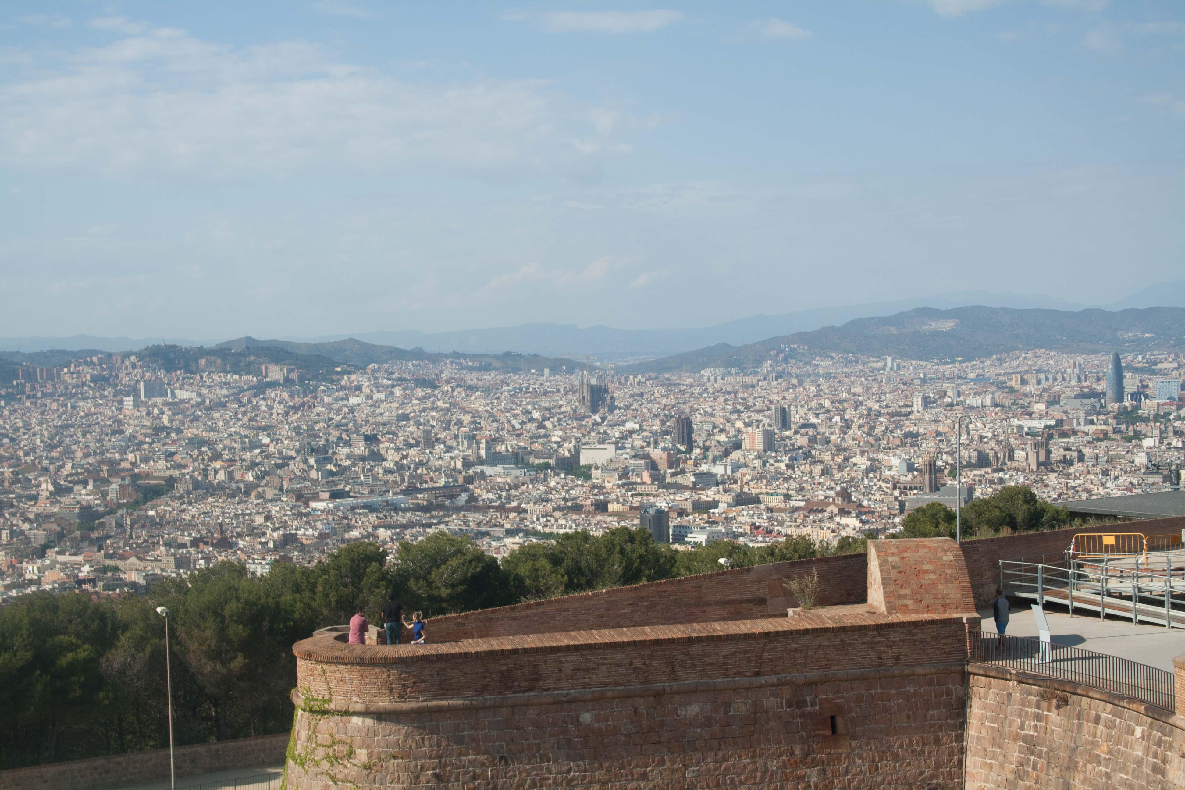 Barcelona Mont Juic