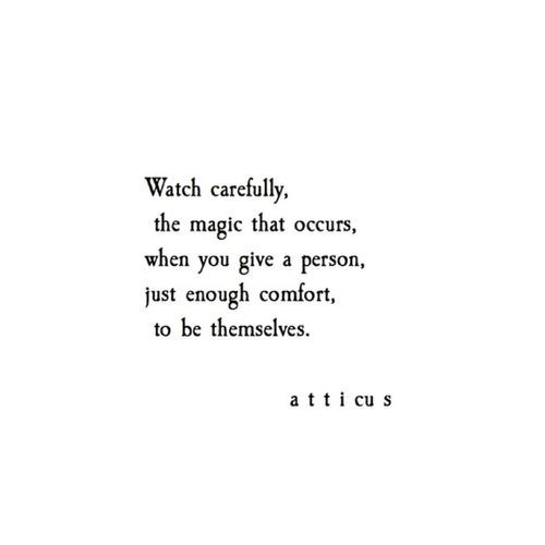 Monday Inspiration by Atticus