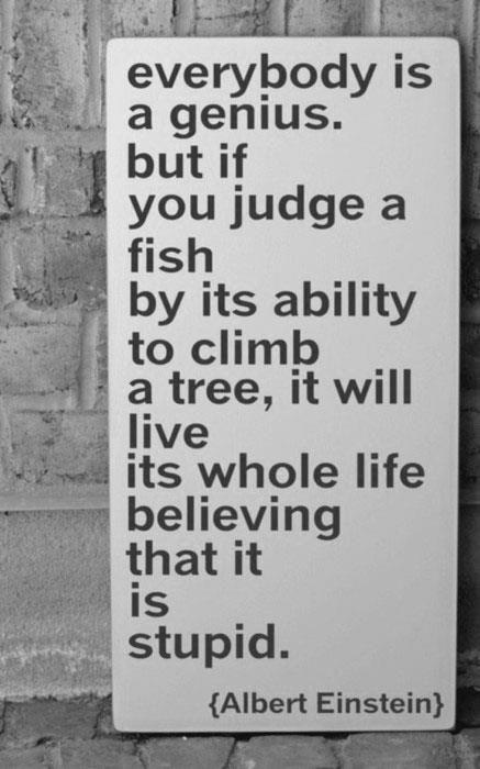 Monday Inspiration by Einstein
