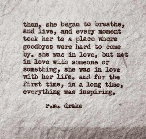 Quote by R.M. Drake