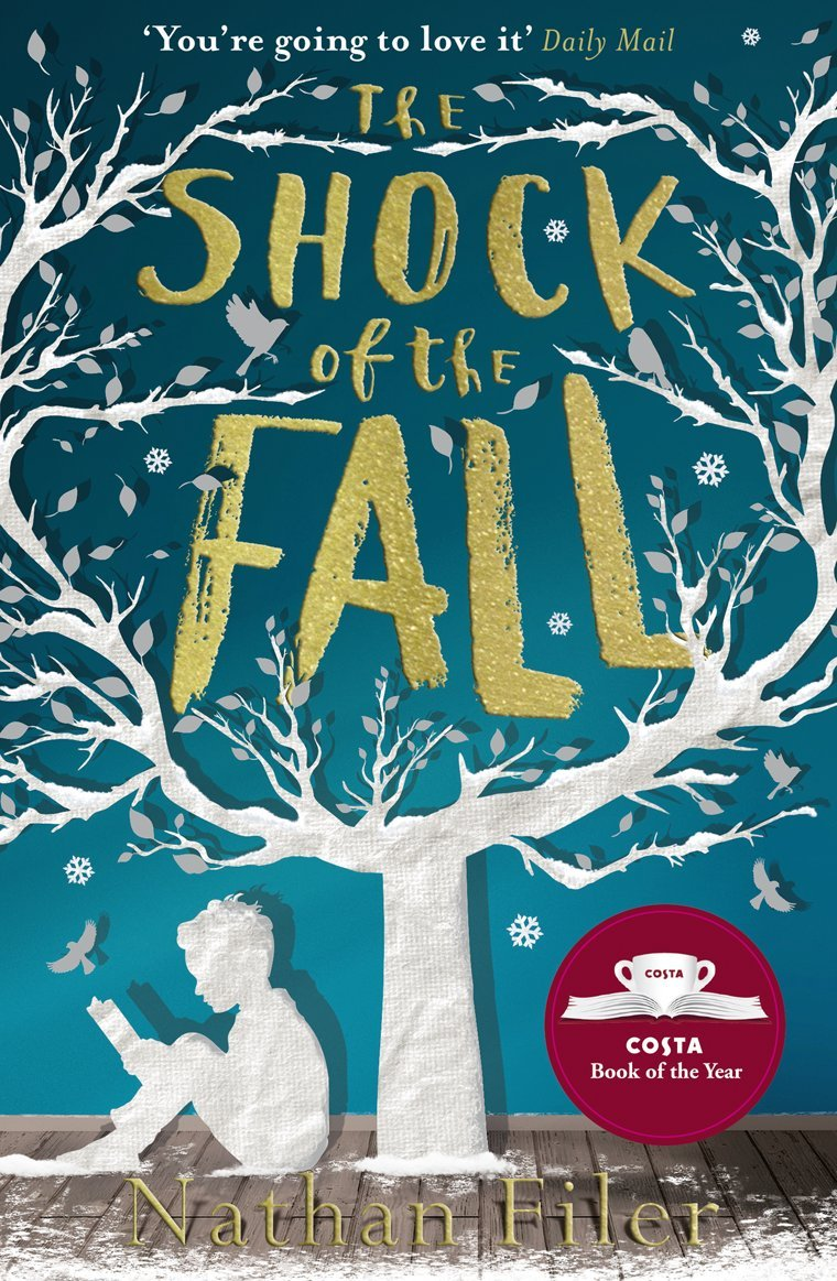 Shock of the Fall Book cover