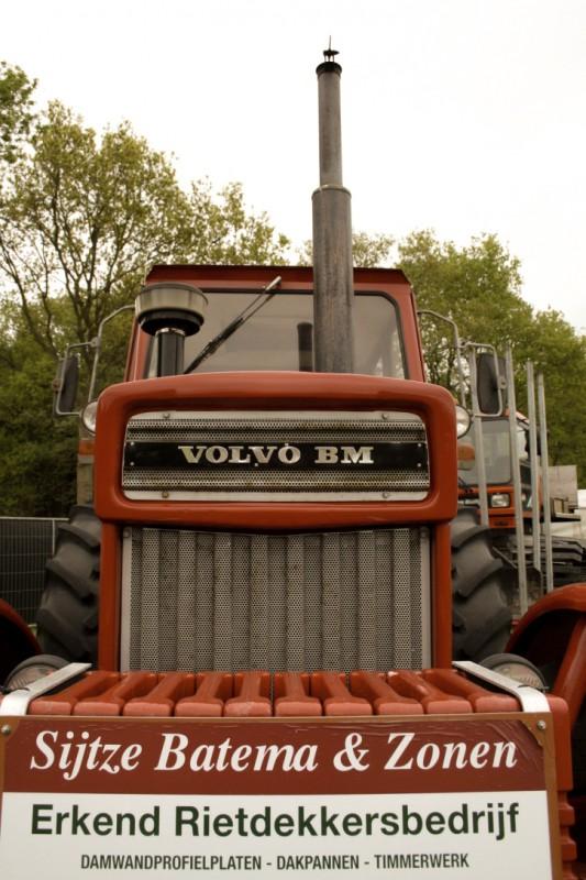 Volvo Tractor