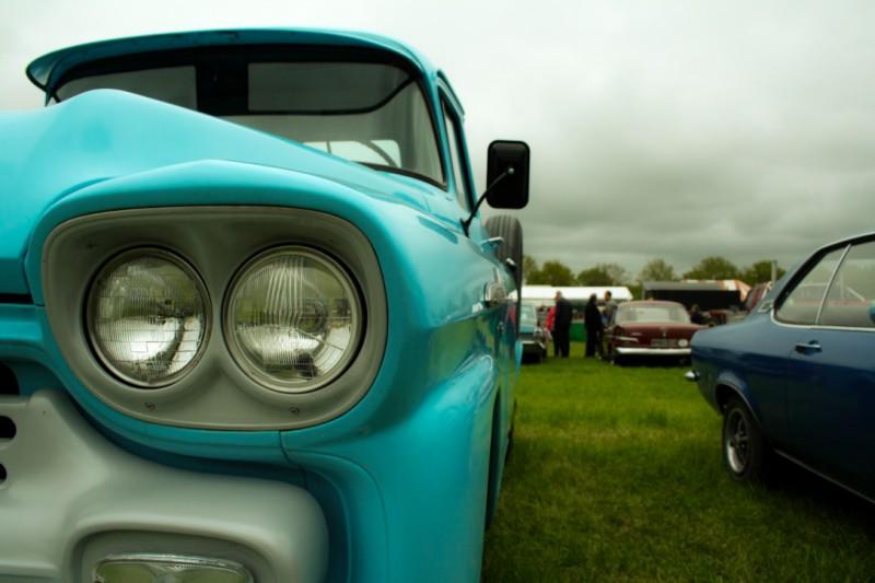 Oldtimer Festival Car