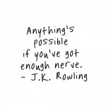 Monday Inspiration J.K. Rowling