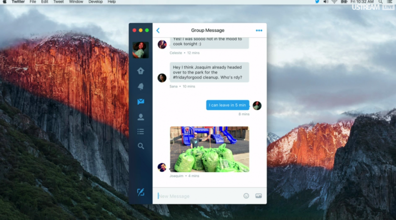 Twitter Flight: Twitter for Mac