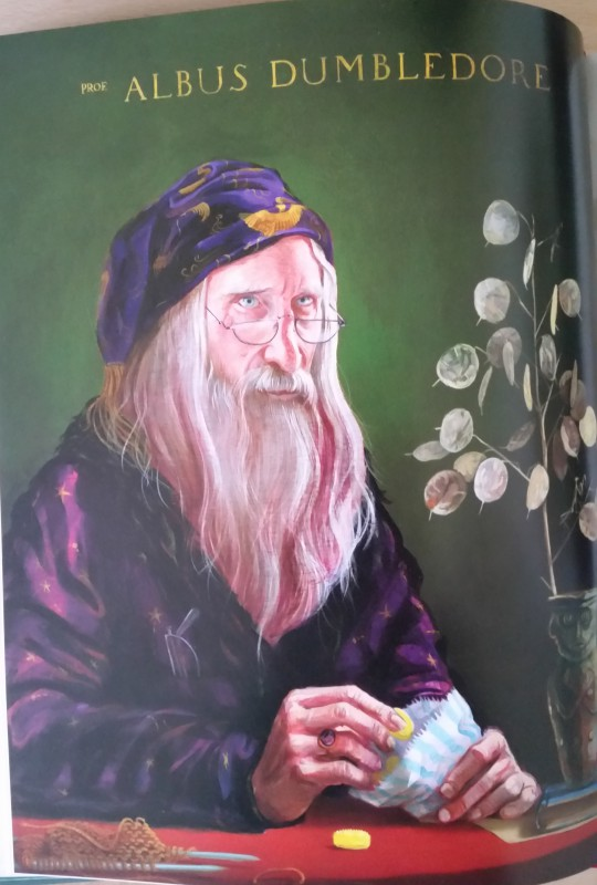 Albus Dombledore
