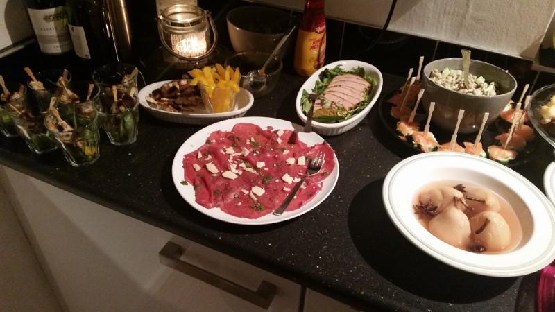 Kerst Tapas Diner