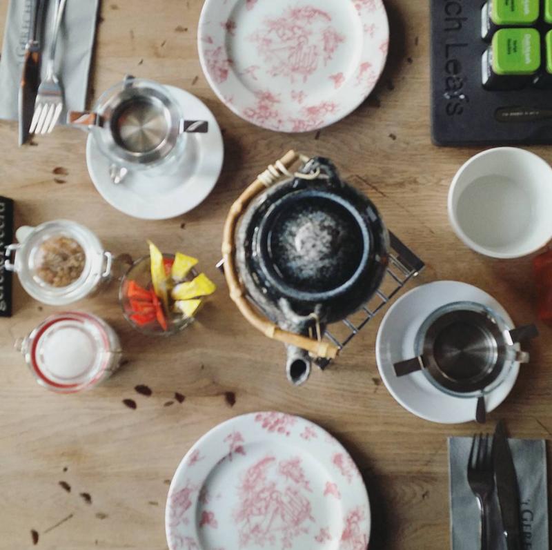 Daily Snaps #1 High Tea