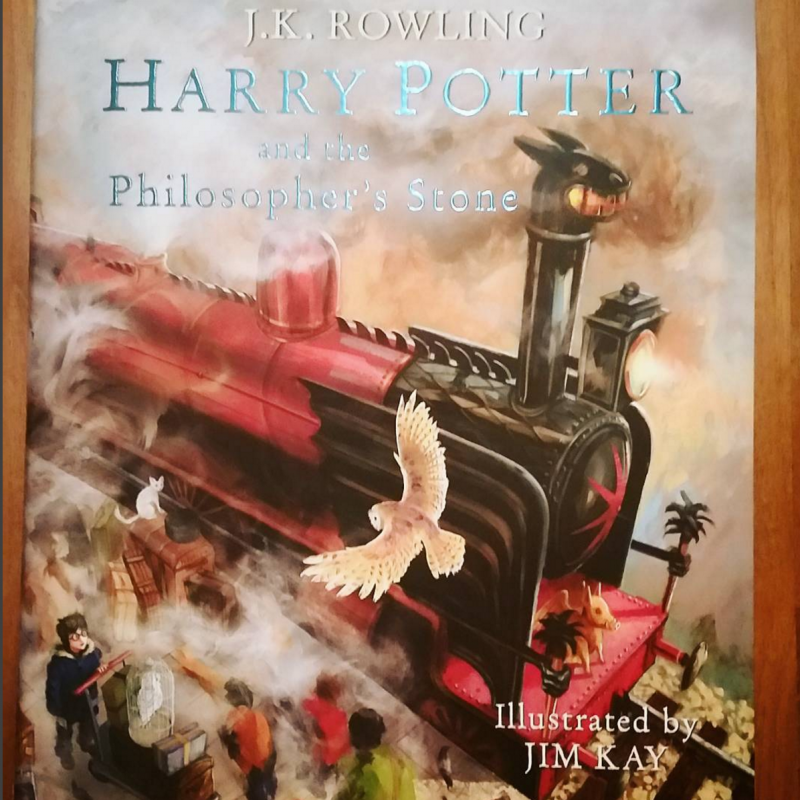 Daily Snaps #1 Harry Potter