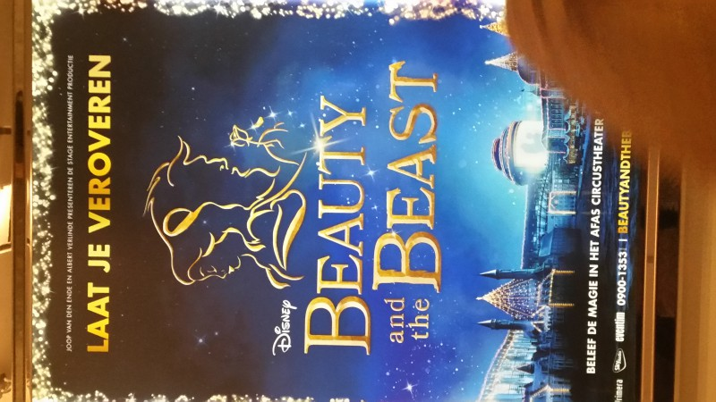 Daily Snaps #1 Beauty & The Beast