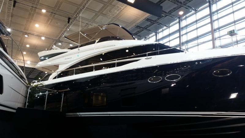 Superyacht BOOT Dusseldorf