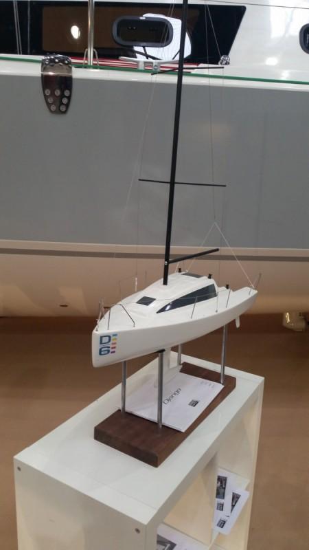 Modelboot BOOT Dusseldorf
