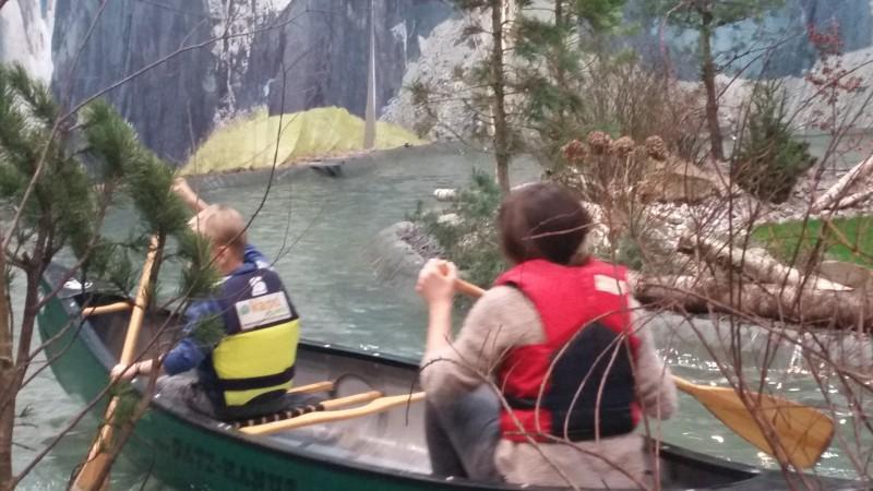 Boot Dusseldorf kanoe