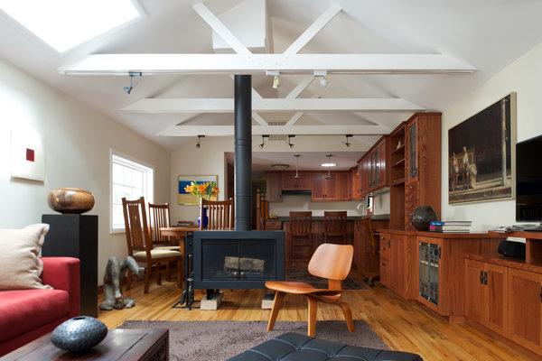 Tiny House Chicago Livingroom