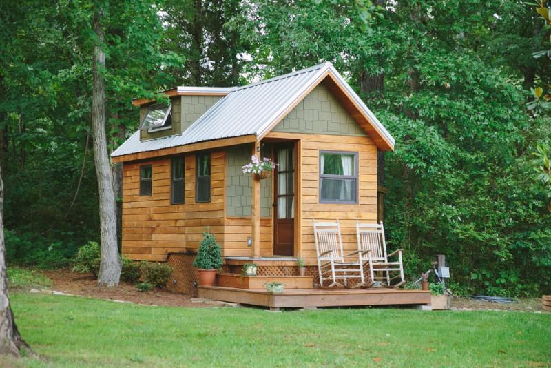 Tiny House Forrest