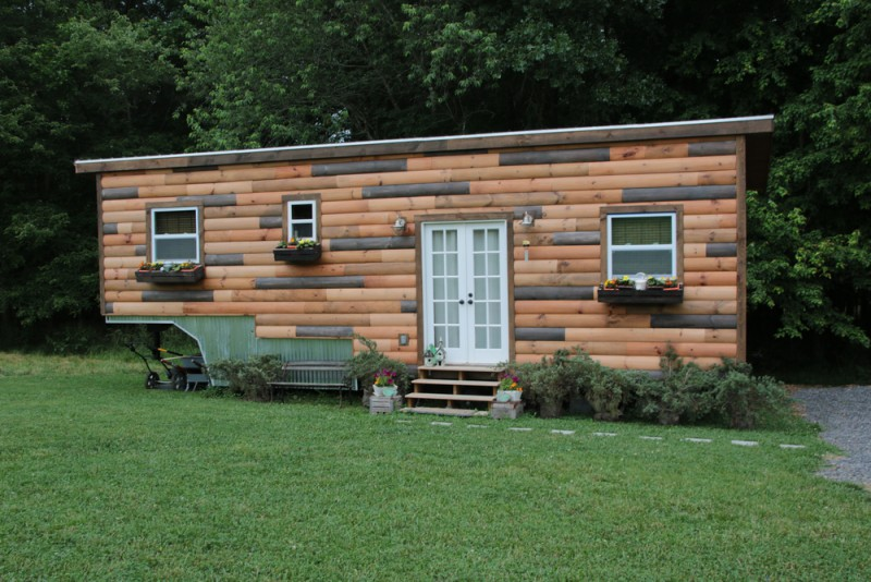 Tiny House Log - Tiny House Movement