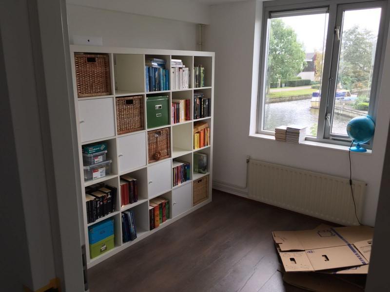 Verhuisd IKEA Kallax
