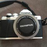 Olympus OMD E-M10 Mark II