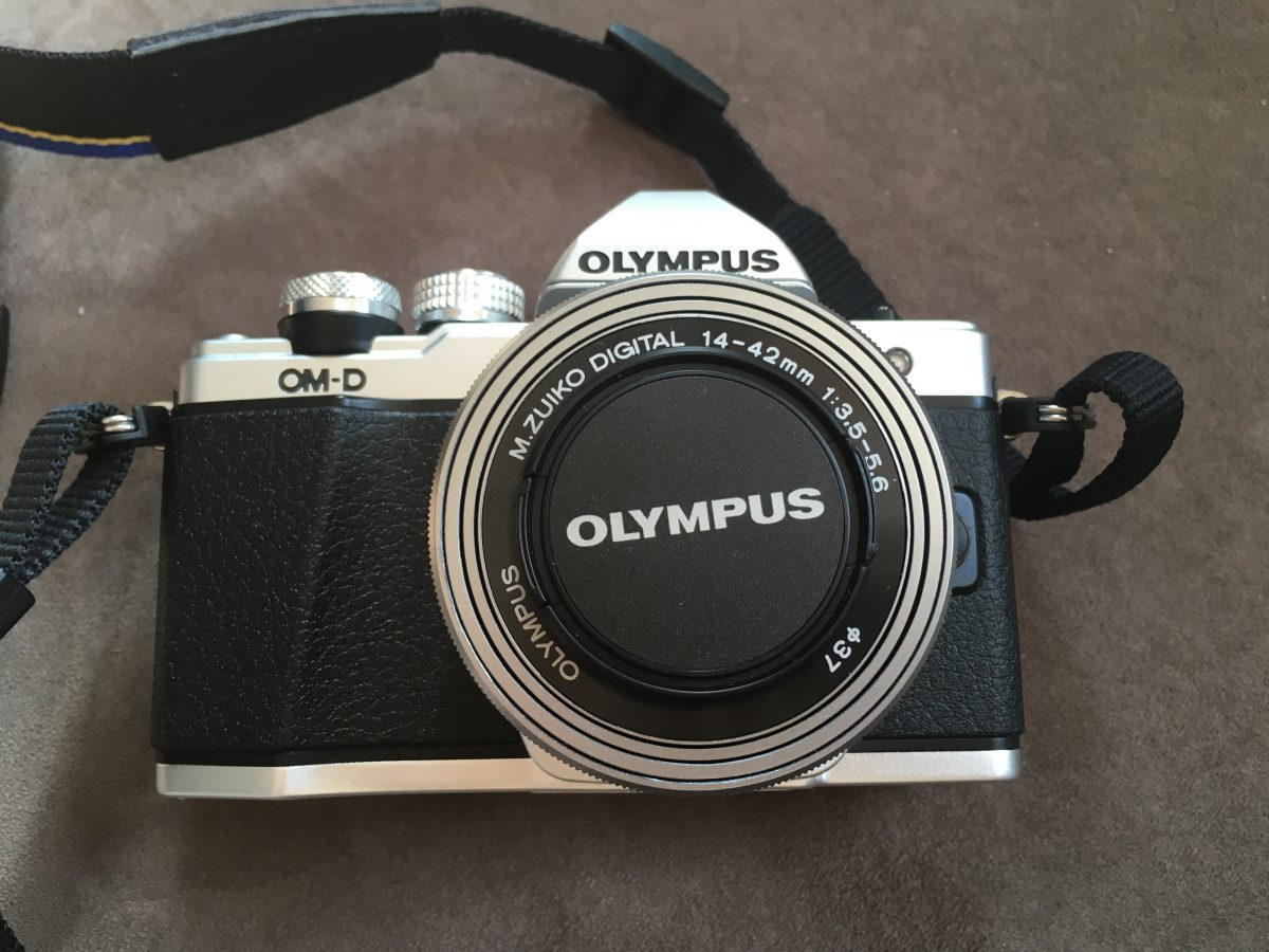 Love: Olympus OM-D E-M10 Mark II